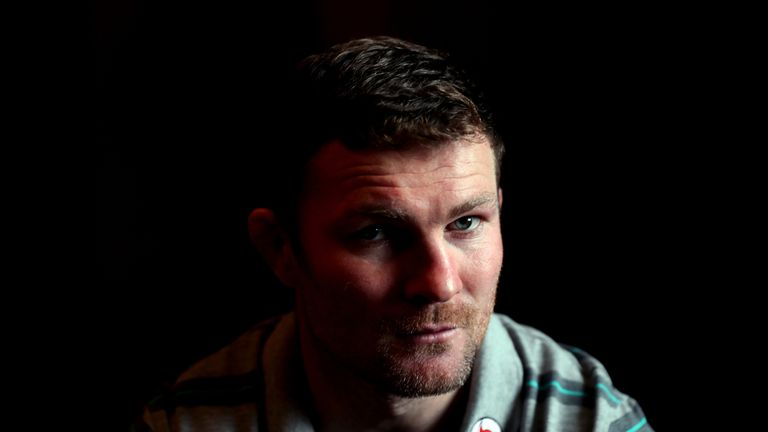 Donnacha Ryan chats about the 'lowest and most frustrating period' of his career