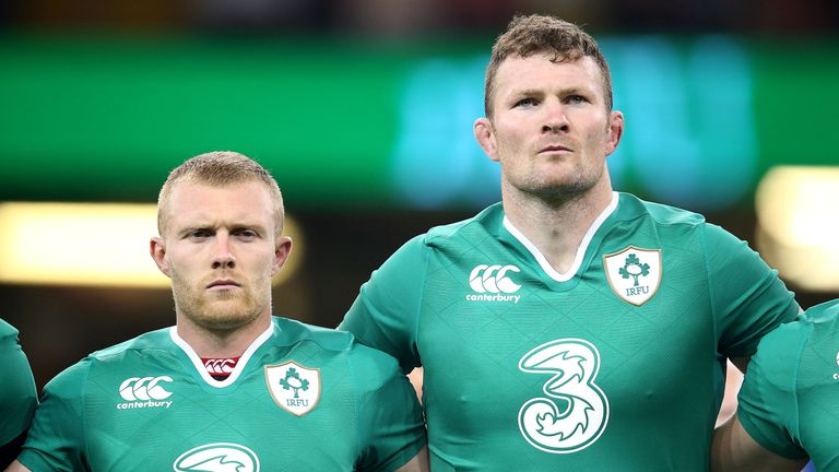 On August 8 2015, Ryan was back playing for Ireland in Cardiff