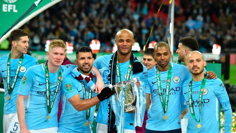 Silva has been part of a successful era at Manchester City
