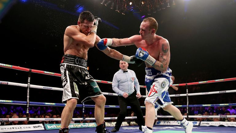 Carl Froch wonders if George Groves' power has been overlooked