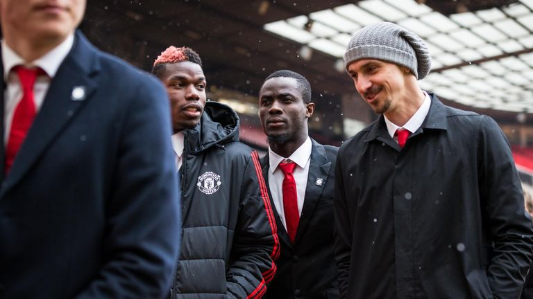 Ibrahimovic has failed to have a big impact since returning to United