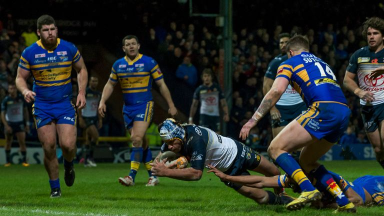 Johnathan Thurston inspired North Queensland Cowboys to victory in 2016