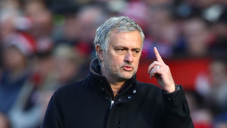 Jose Mourinho is a two-time winner of the Champions League with Porto and Inter Milan