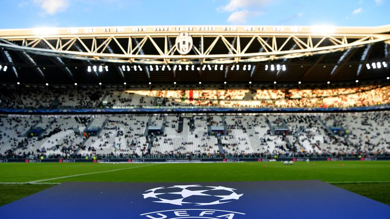 Tottenham will visit the Juventus Stadium in Turin for the first time