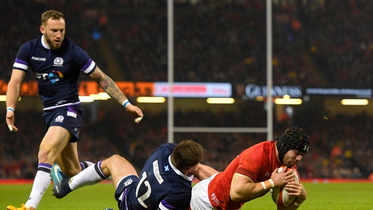 Halfpenny could win his 81st Wales cap against England
