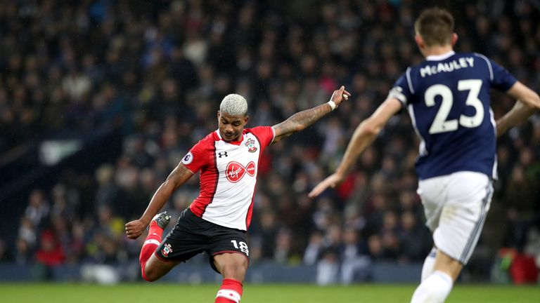 Liverpool have been linked with a move for Southampton midfielder Mario Lemina