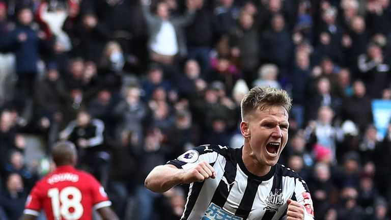 Howe says Newcastle will be on a high after their win over Manchester United