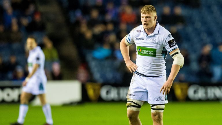 Matt Smith has committed his future to Glasgow Warriors until May 2020