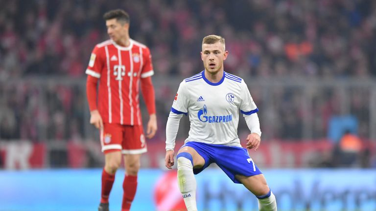 Atletico Madrid are the latest side to show an Interest in Max Meyer