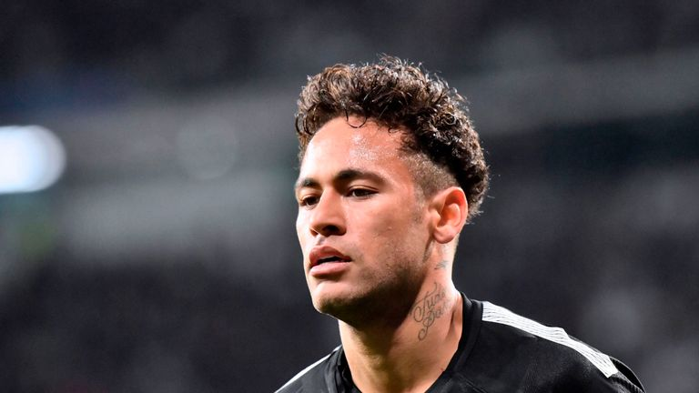 Neymar's father has hit out at criticism towards his son