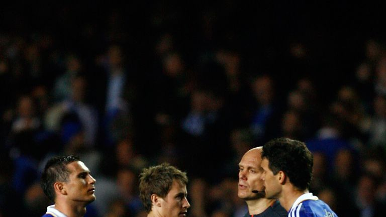 Referee Tom Henning Ovrebo admits making mistakes during Chelsea's infamous Champions League semi-final tie against Barcelona in 2009