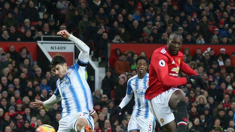 Mata provided the assist for Romelu Lukaku to open the scoring