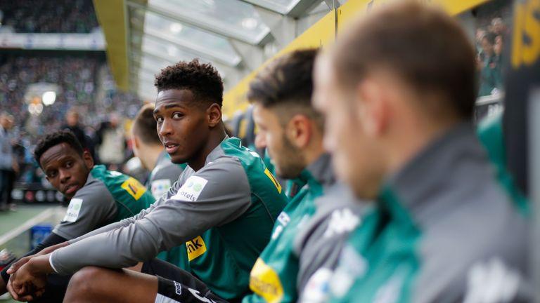 Reece Oxford has broken into the Borussia Monchengladbach team