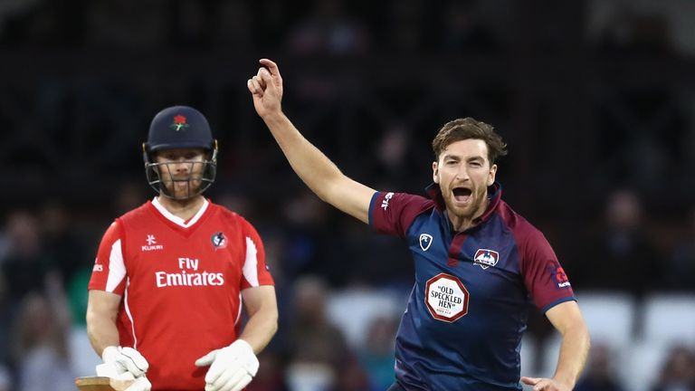 Richard Gleeson has earned his maiden England Lions call-up at the age of 30