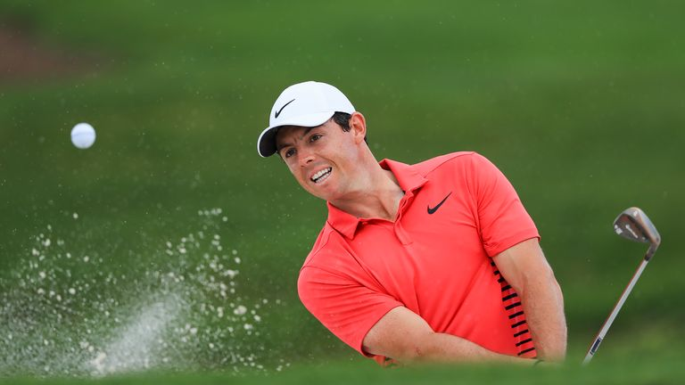 McIlroy hopes to beat Phil Mickelson and Jordan Spieth to the career Grand Slam