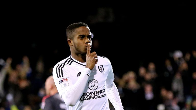 Sessegnon has been linked with each of the Premier League's big six