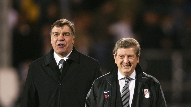 Sam Allardyce left the club last summer after helping them to avoid relegation