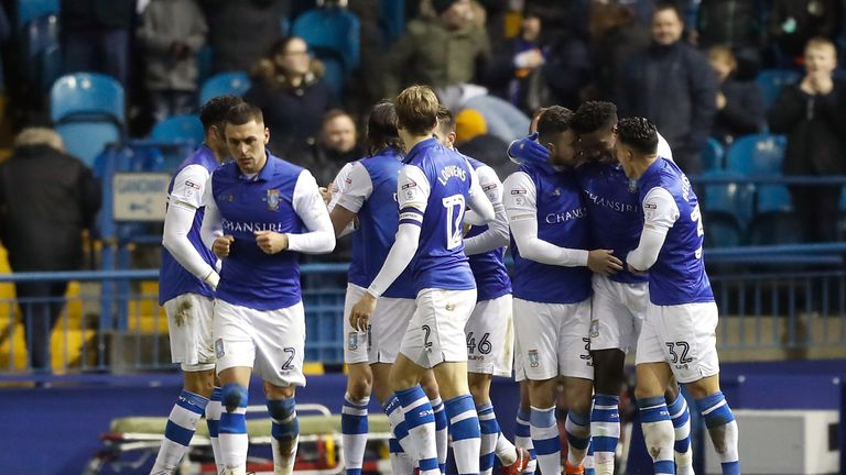 Sheffield Wednesday - Football - BBC Sport