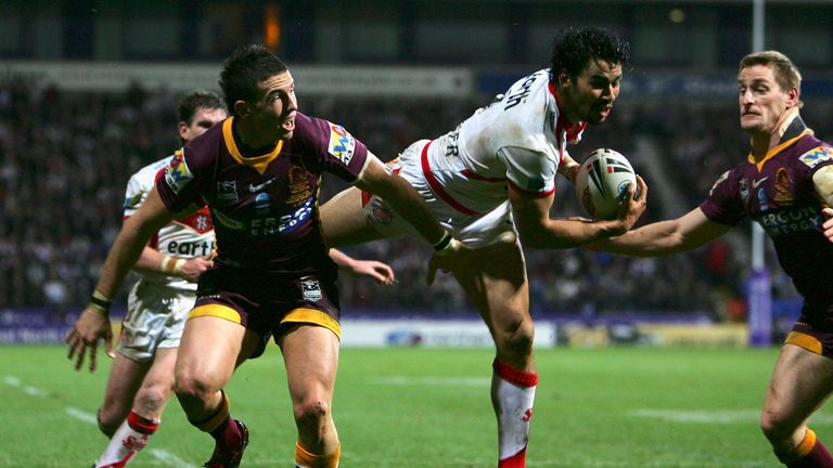 A defining moment in a World Club Challenge thriller in Bolton