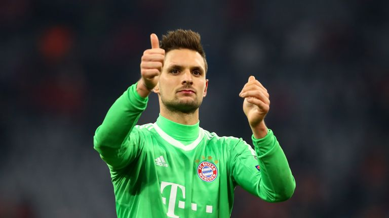 Sven Ulreich is proving his worth for Bayern Munich this season