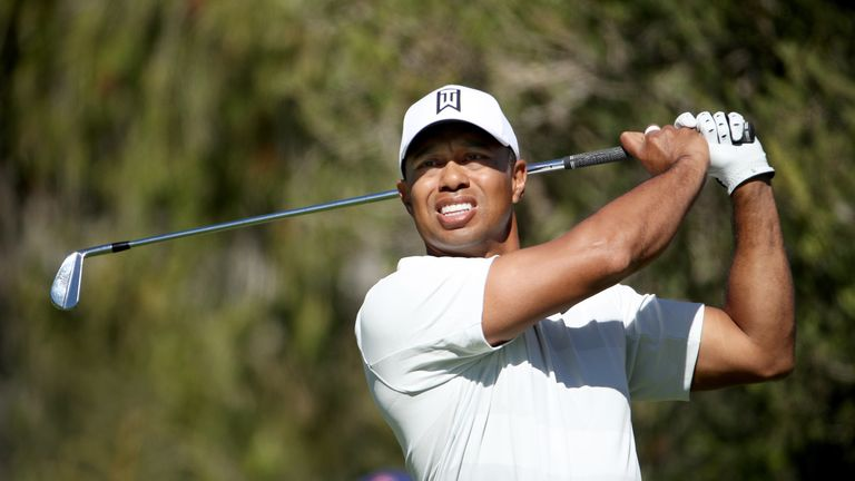 Woods is in the early stages of his playing comeback and is determined to make the Ryder Cup as a player