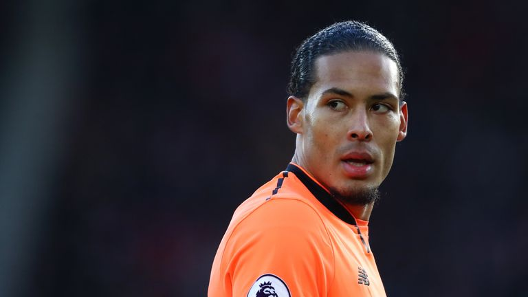 Liverpool defender Virgil van Dijk says he has more to offer the club.