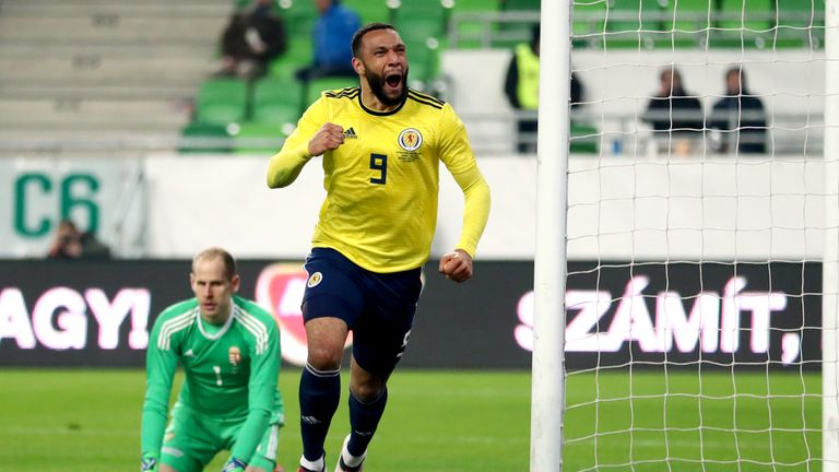 Injured Matt Phillips has been forced out of the Scotland squad