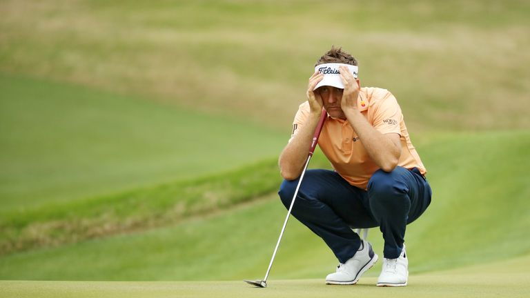 Ian Poulter is expected to miss out on Masters qualification