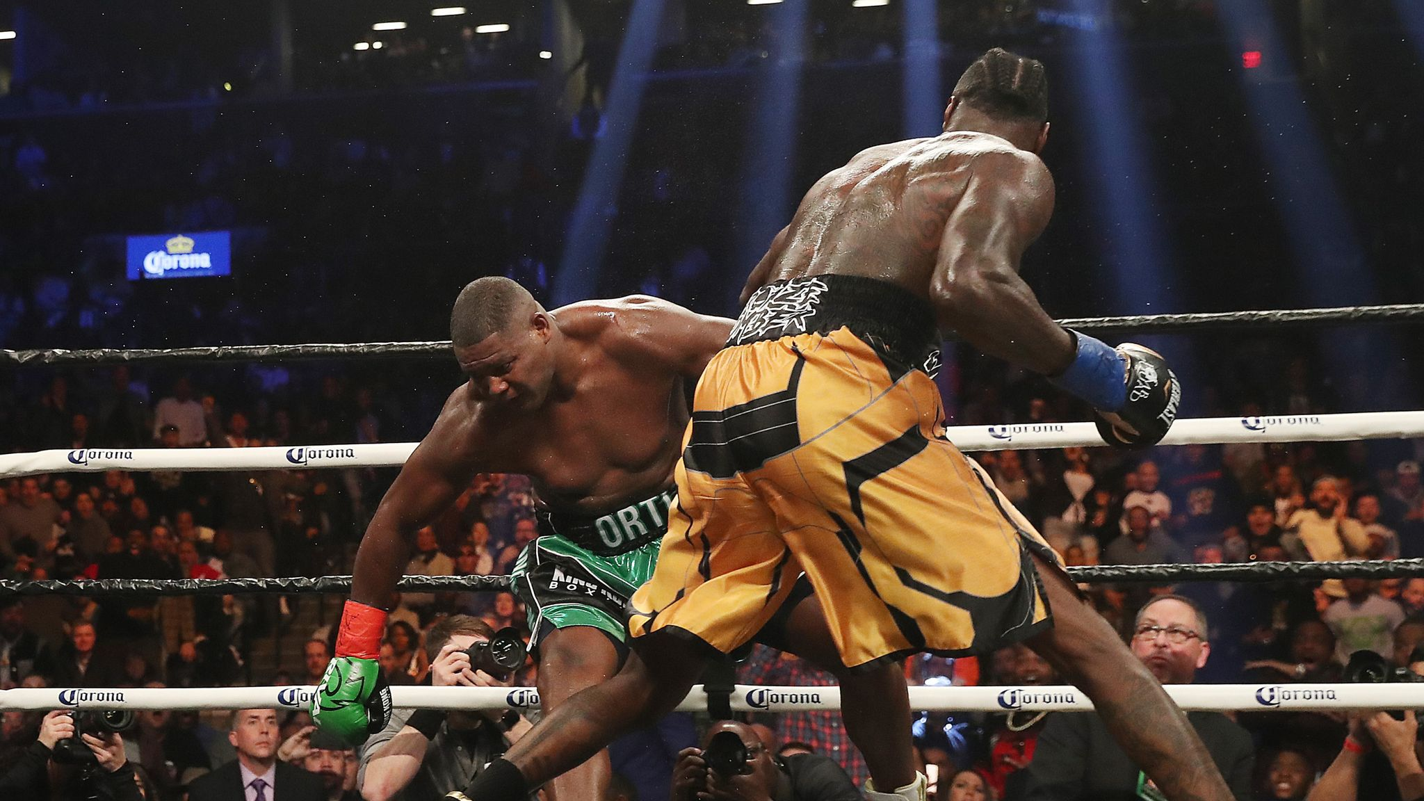 Deontay Wilder has 'God-given' punch power - but does he