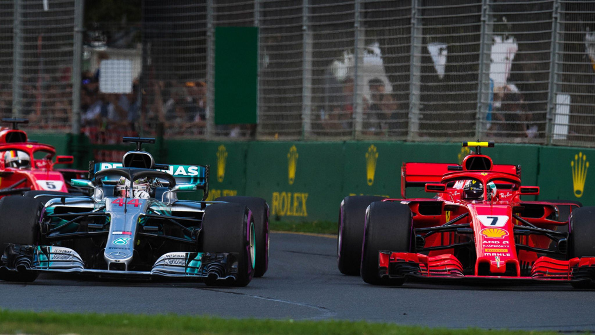 Formula 1 2019: F1 race start times revealed | F1 News