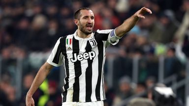 Juventus defender Giorgio Chiellini wants to help players prepare for life after football