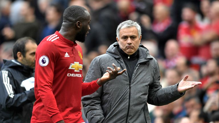 Romelu Lukaku says Jose Mourinho is 'really cool' behind the scenes