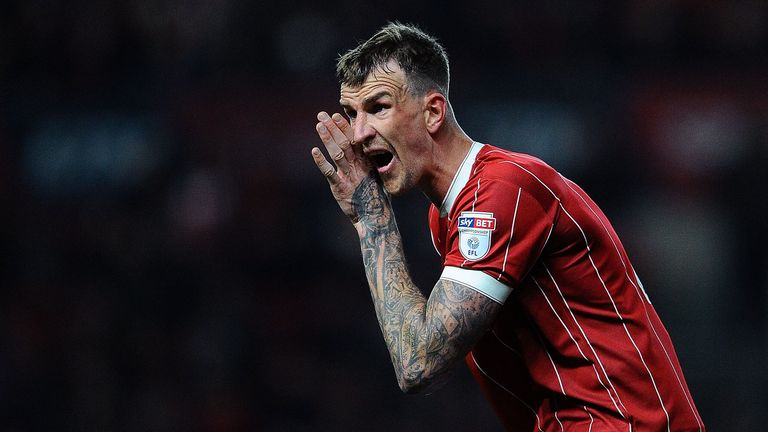 Aden Flint is undergoing a medical at Middlesbrough ahead of a move -  Sky sources