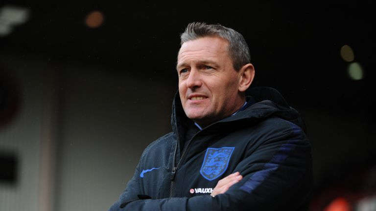 Aidy Boothroyd has named a 20-man squad for the Tournament