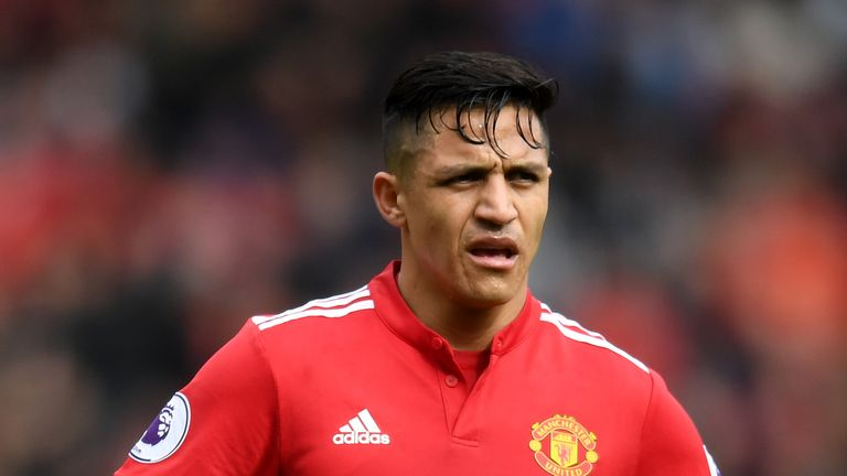Alexis Sanchez says the move to Manchester United was 'very abrupt'