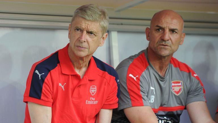 Arsene Wenger missed Thursday's press conference due to illness
