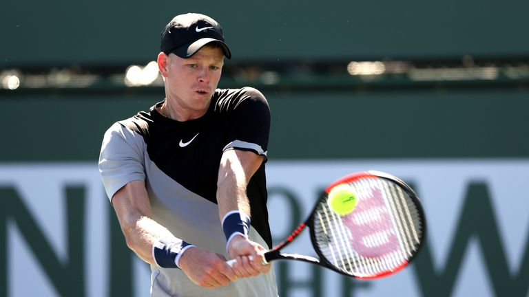 Kyle Edmund put recent illness behind him with a strong showing in Marrakech