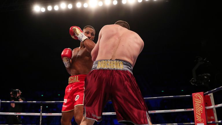 Kell Brook stopped last time Sergei Rabchenko