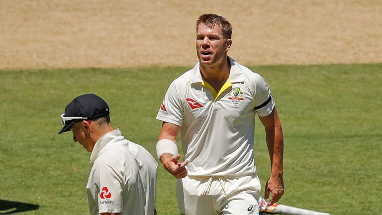David Warner has spoken about the reasons behind his altercation with Quinton de Kock
