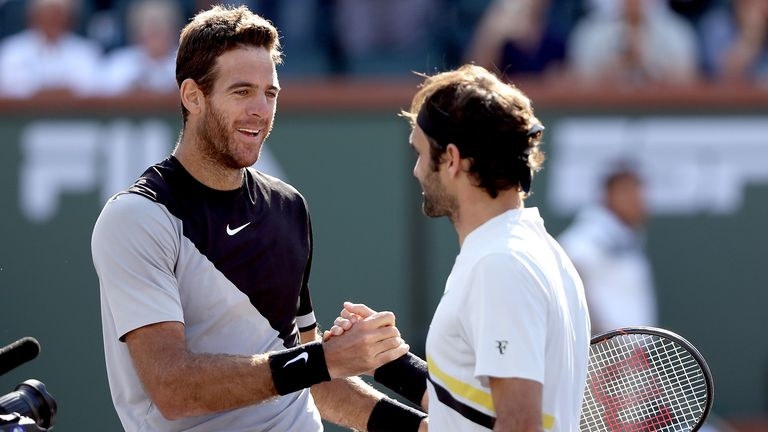 Indian Wells Masters 2019 - Juan Martin del Potro Withdraws from Tournament