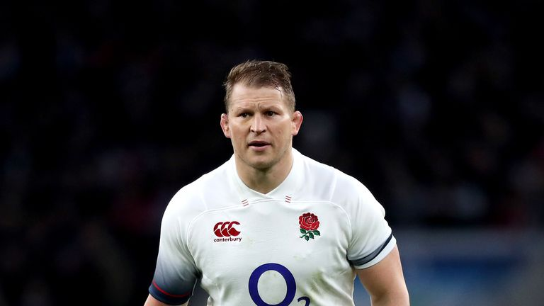 England captain Dylan Hartley could return to the side for the match with Ireland at Twickenham