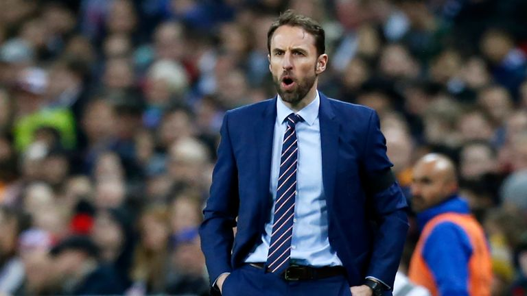 Gareth Southgate has some big decisions to make before Wednesday
