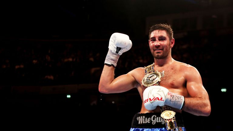 Frank Buglioni can add the Commonwealth title to his British belt this Saturday