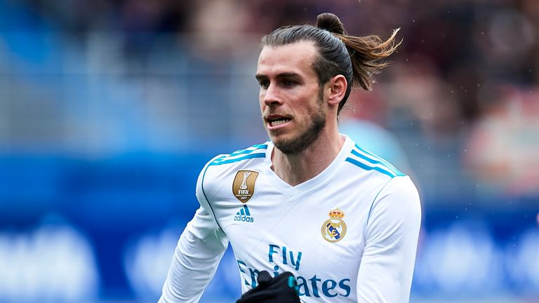 Gareth Bale has been a sub in Real Madrid's recent Champions League games