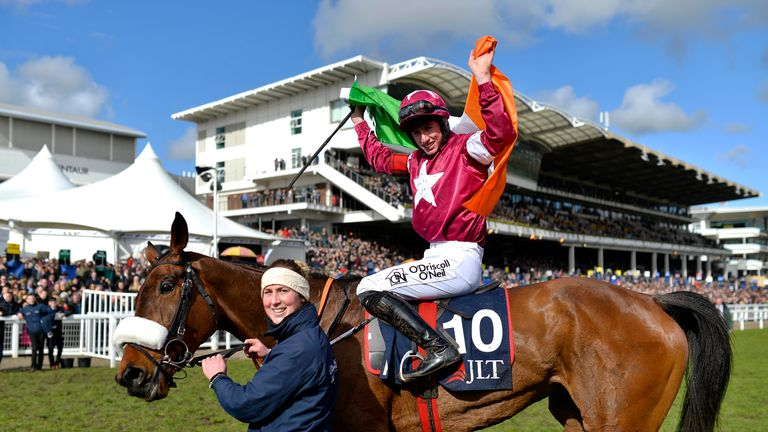 Shattered Love - still being aimed at the Cheltenham Gold Cup