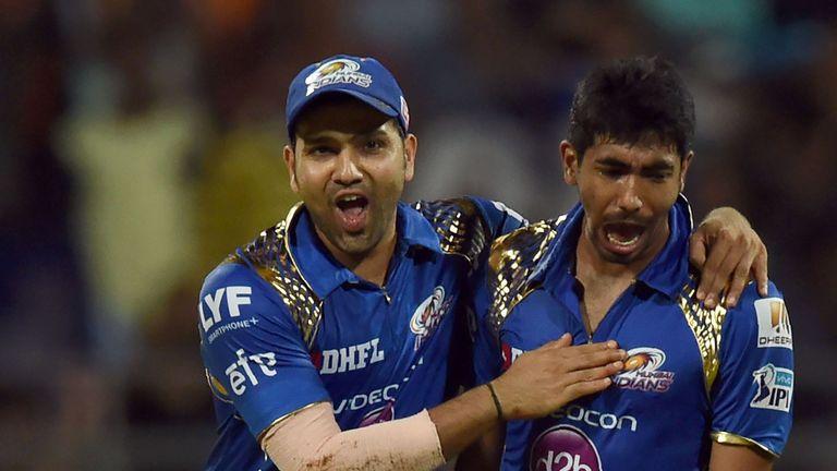 Jasprit Bumrah and Rohit Sharma key to Mumbai Indians' fortunes (Credit: AFP)