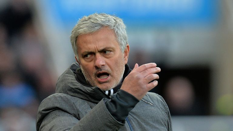 Jose Mourinho criticised some of his players for being 'scared to play' during their FA Cup win over Brighton on Saturday