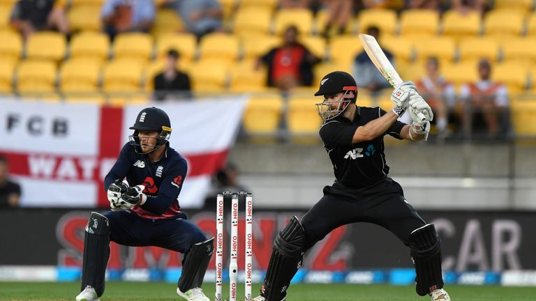 Kane Williamson played brilliant in a losing cause in Wellington
