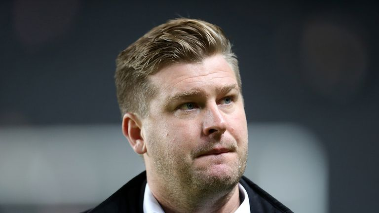Karl Robinson has been told to think before he speaks by Michael O'Neill