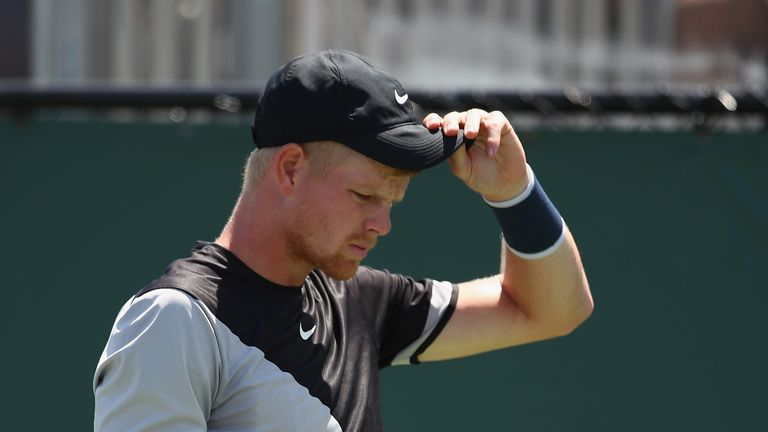 Kyle Edmund will rise to 23rd in the latest world rankings but suffered defeat to Pablo Andujar his his first ATP final